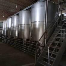 西寧乳品廠發酵罐廠家報價圖片
