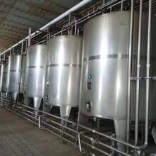 上饒乳品廠發酵罐生產廠家圖片