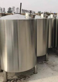 保定乳品廠發酵罐價格