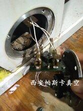 維修西安真空泵維修檢測真空度及電流大小檢查油位提高真空泵提高真空泵潤滑密封圖片