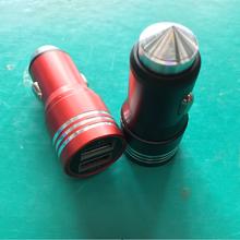 USB车载充电器厂家供应车充成品+PCBA+铝壳套料图片