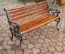 工厂直销公园椅户外实木防腐木休闲双人长椅