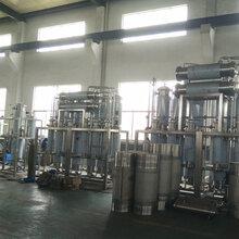 北京300L/H供應蒸餾水機工作原理圖片
