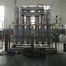 浙江200L/H电加热多效蒸馏水机设备图片