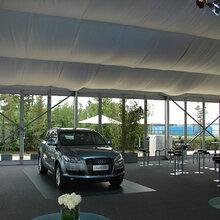 庆典篷房铝合金大型篷房厂家舞台桁架定制可外贸