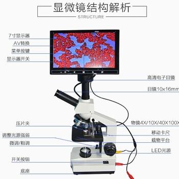 欢迎:济源市双目生物显微镜