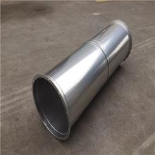肇庆加工设计镀锌风管通畅专业螺旋风管厂家图片