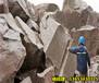 土石方開挖破碎石頭的機器通遼快速破開