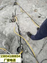 挖机打不动的石头用什么办法解决新乡-客户至上图片