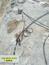 土石方工程石头硬不能放炮怎么办那曲图片