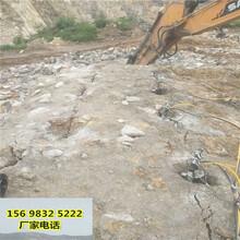 银川采石场不能放炮破坚硬石头怎么办一优点、缺点图片