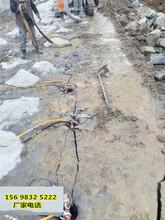 矿山施工代替放炮开采设备陕西铜川图片