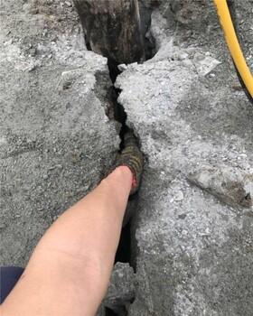 劈裂机开石头的视频贵州安龙