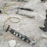 云南保山不让放炮还有哪些矿山开采的方法施工现场