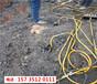 安徽宣城遇到硬度高的石頭用什么機器-免爆機