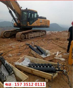 臨滄取代爆破成本低的破石頭機械-取代爆破