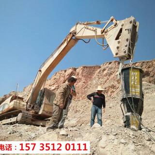 奉节顶管岩石破碎用液压破裂机-胀石头机图片5