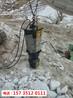 液压劈石机
