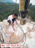 液壓劈石機
