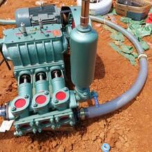 甘肃武威地基加固小型矿用泥浆泵图片