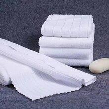 洗浴爆款超细纤维一次性毛巾吸水不掉毛