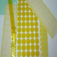 金黄色高温胶带图片