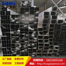 厂家定制型材U型方通弧形方通厂家质量可靠价格实惠图片