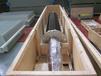 定制加工各种产品木质包装箱钢带包边木箱免熏蒸出口包装箱
