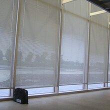 北京办公窗帘定做与专业维修图片