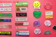 工牌工作證卡uv打印機PVC塑料證卡打印機深圳越彩uv平板打印機