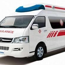 合江本地救护车出租随时调度图片