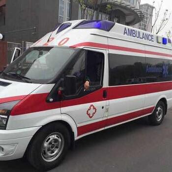徐州120私人救护车出租-全国连锁
