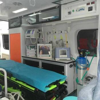 烟台重症120救护车出租电话