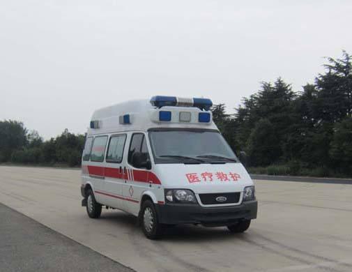 渝中长途跨省120救护车转运24小时电话