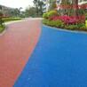 彩色透水地坪
