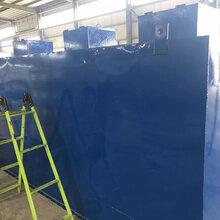 一体化污水处理设备配置加药装置气浮机设备消毒设备污水成套设备