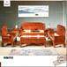 缅花财源滚滚沙发-花梨木组合沙发-红木新古典家具-缅甸花梨木