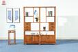 如意博古架-新中式家具-紫檀家具材质-明式家具-东阳红木家具厂供应