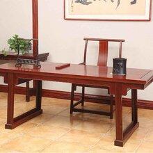 红木画案-红木画案价格-花梨木家具价格-红木家具-东阳红木家具厂图片