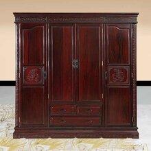 紅木衣柜-紅木衣柜圖片-紅木衣柜大全-紅木價格-御森紅木圖片