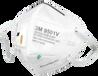 3M9501V/9502V防尘口罩带阀防雾霾kn95口罩畅为供