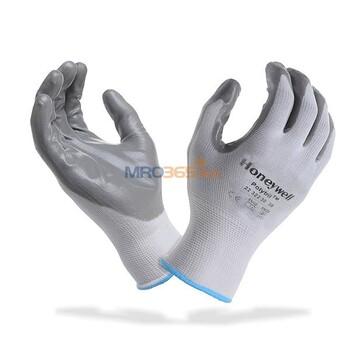 批发丁腈涂层劳保手套霍尼韦尔2232230CN防油尼龙手套