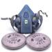 出售3M硅胶防毒面具喷漆防甲醛防护面罩7502
