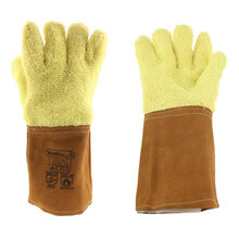 代尔塔203007高温防割手套供应耐热抗撕裂劳保手套图片