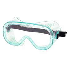 梅思安MSA抗冲击护目镜带透气孔防雾防护眼罩图片