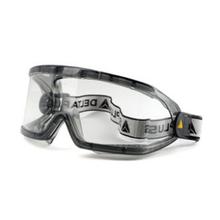 代尔塔101104透明护目镜防化防紫外线防尘眼镜图片
