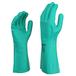 代尔塔201802橡胶防化手套耐磨防滑丁腈手套