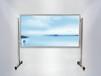 室内可移动铝合金宣传栏展架广告牌户外广告宣传栏公告栏校园企业