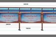 订制铝合金新款户外宣传栏橱窗展板广告栏宣传展板橱窗展板宣传栏