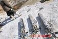 鄄城道修地铁有石头劈裂机使用方法+分裂机型号规格